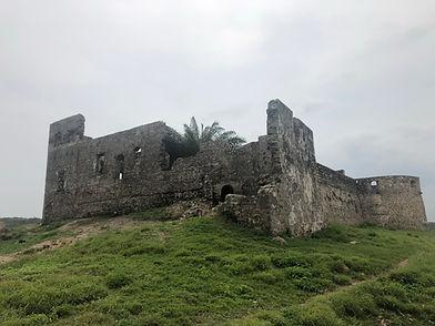 Fort Amsterdam - Cape Coast, Ghana.JPG