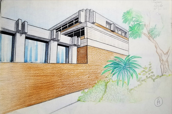ARCHITECTURAL DRAWING & RENDERING