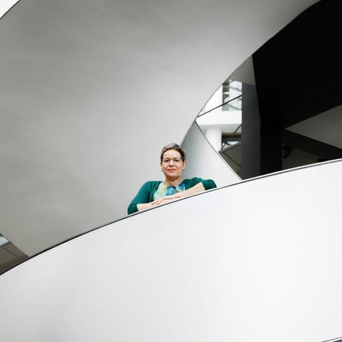 Simone Menne, ex Finanzvorstand Boehringer Ingelheim
