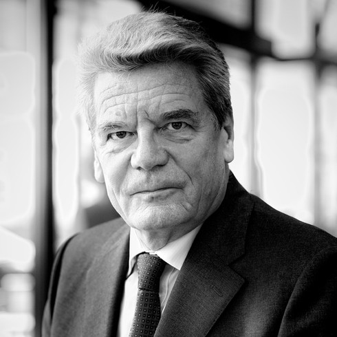 Joachim Gauck, ex Bundespräsident