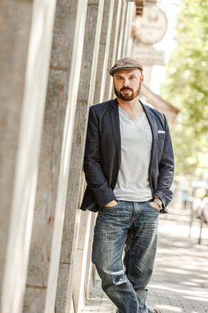 Tim Boltz, Schriftsteller und Comedian