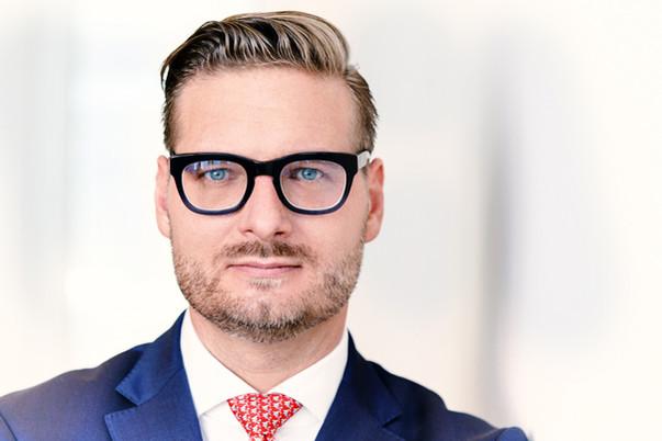 Alexander Barion, Head of Marketing Fidelity International