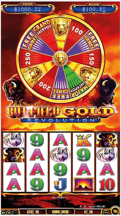 BUFFALO GOLD