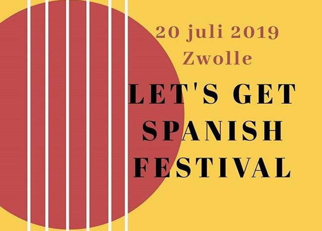 Op 20 juli zal in Zwolle de eerste Spaan