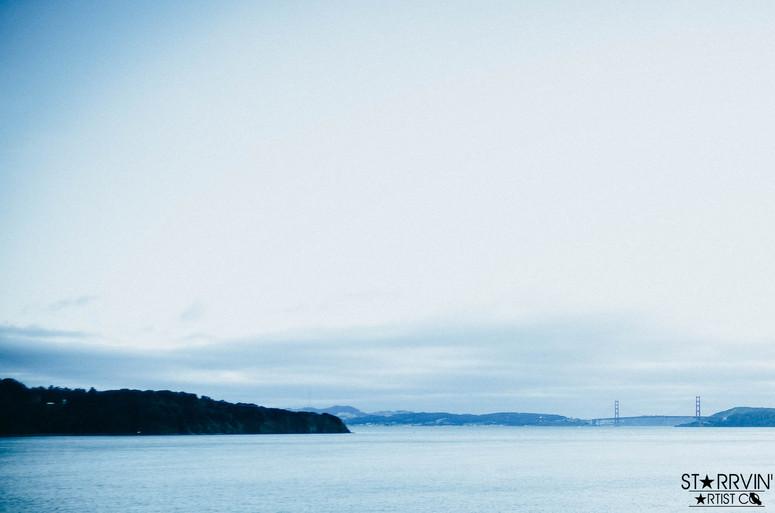 Belvedere/Angel Island loop