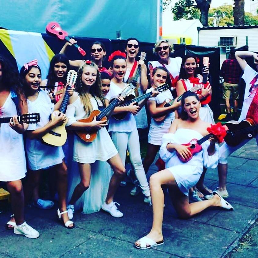Toy Choir ALBUM LAUNCH @ BONDI