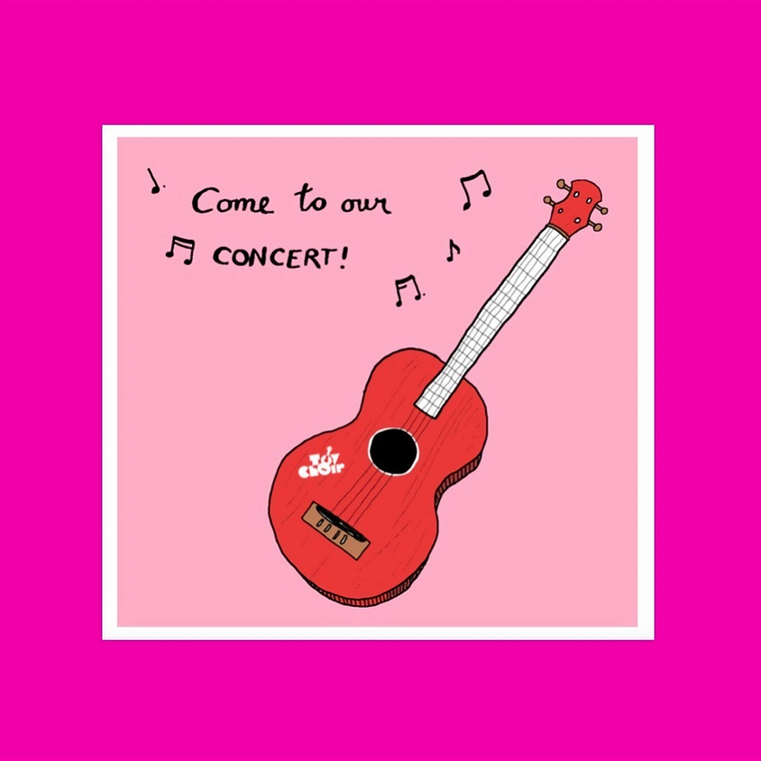 Toy Choir Concert Online