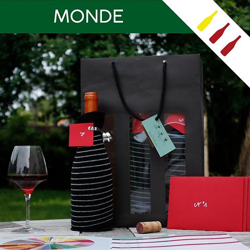 Box Monde - 3 Bouteilles