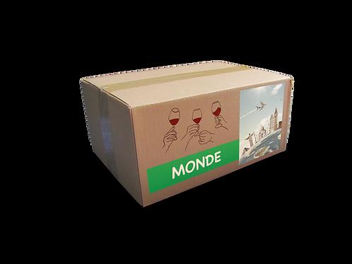 Box Dégustation - Monde