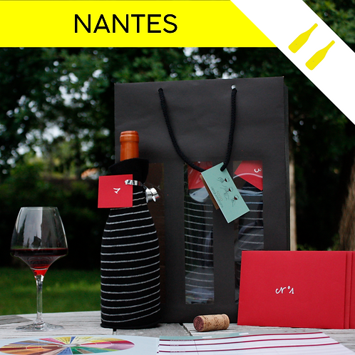 Box Nantes - 2 Bouteilles