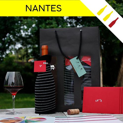 Box Nantes - 3 Bouteilles
