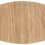 Thumbnail: UVEN-RD - Rustic Birch & Black Felt Backing