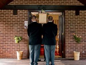 Full Service Cremation Ceremony