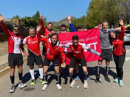 Maratón Londres Virtual 2020, contada por nuestros fronttales!
