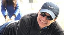 """Enrique Escobar, runner La Dehesa: """"Frontt se ha convertido en una gran motivación para entrena"""