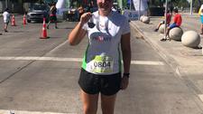 """Josefina Pincheira: """"Los entrenamientos de Frontt me motivan día a día, en 3 meses baje 8 kilos"""""""