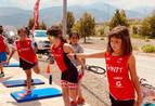 """Daniella Calderón, madre de dos FRONTT Kids: """"En Frontt se respira alegría y buena onda"""""""