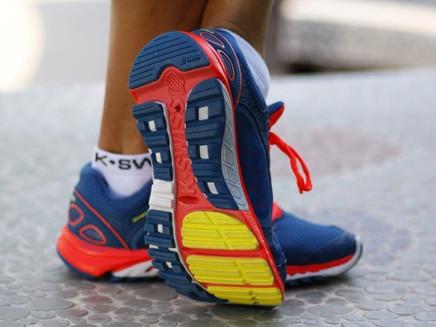 ¿Cómo elegir zapatillas según mi peso?