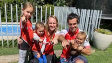 Familia Lewit Strodthoff, una familia con espíritu FRONTT