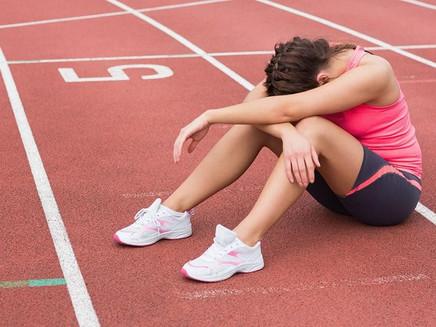 ¿Cómo lidiar con la depresión post competencia?