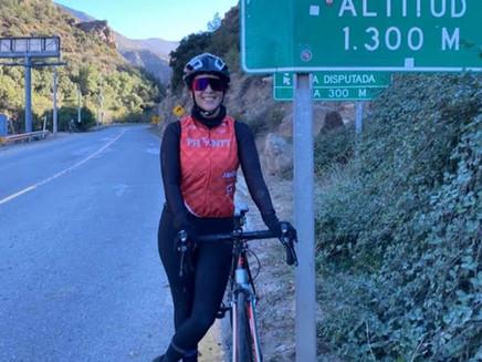 """Paula Bórquez, FRONTT Rutera: """"Uno va derribando obstáculos, viendo que nada es imposible"""""""