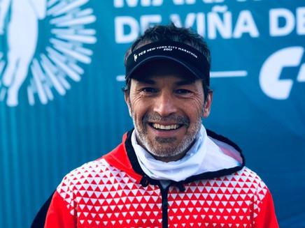 """Gerardo Sagredo, runner: """"Frontt es una gran familia, motivación y amistad"""""""