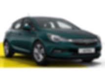 Opel Astra  5d GLP