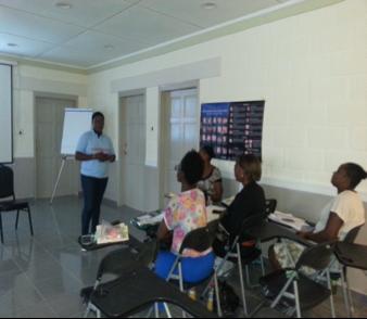 IHI's Cervical Cancer Program in Haiti.