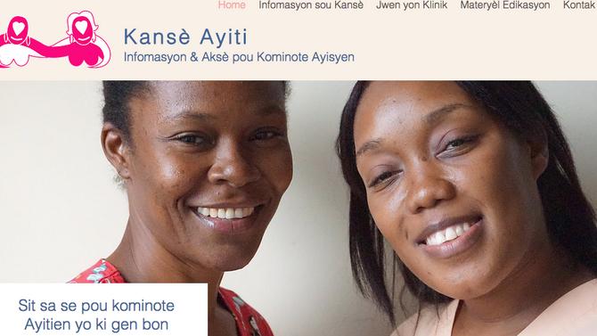IHI's New Creole Website