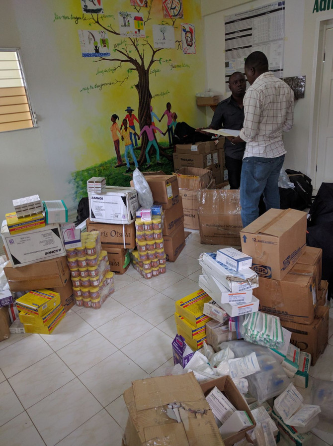 IHI continues to work in the south of Haiti.