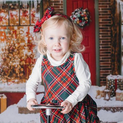 Studio Marly Xmas Family Photography Sessions, Elgin