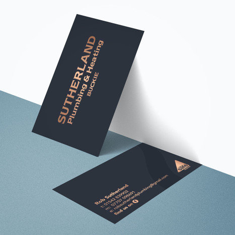 Business Card & Logo Design