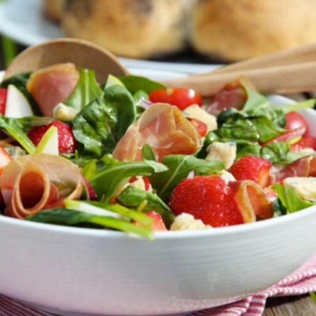 Dagens Middagstips: Mettende Salat med Friske Smaker
