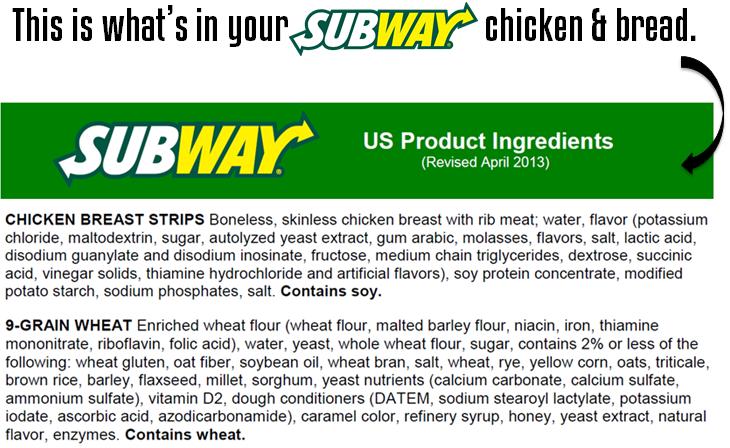 Sjekk ingredienslisten!