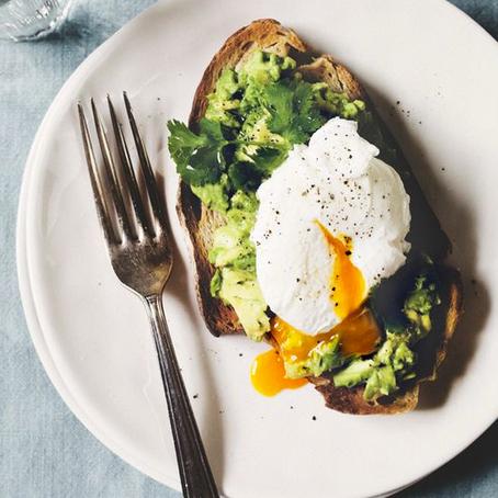 3 frokoster som kickstarter dagen