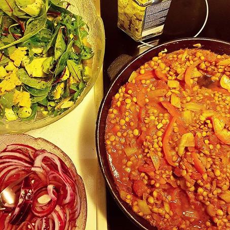 Middagstips: VegetarTACO. Mye smak, Proteinrikt og Mettende