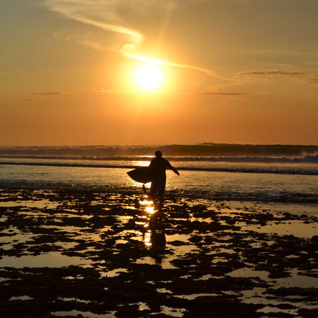 Treningsdagbok Uke 16 og Bildedryss fra Strand, Sol og Surf (:
