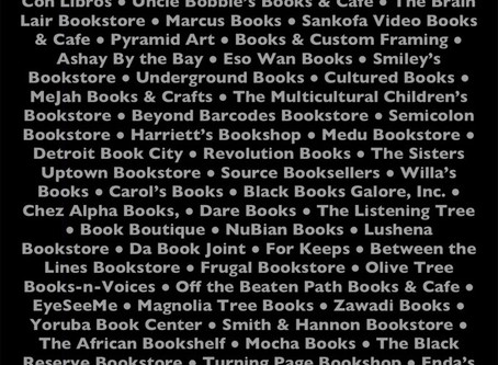 Support Black-Owned Bookstores!!!