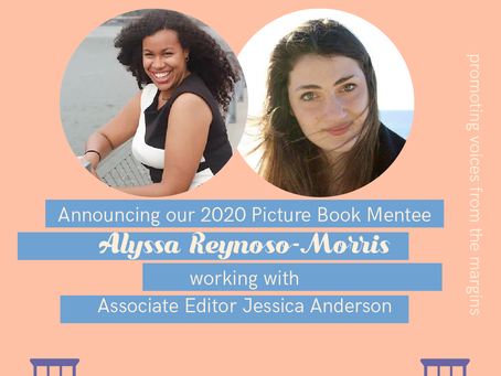 Catching up with 2020 Editor-Writer Mentee Alyssa Reynoso-Morris