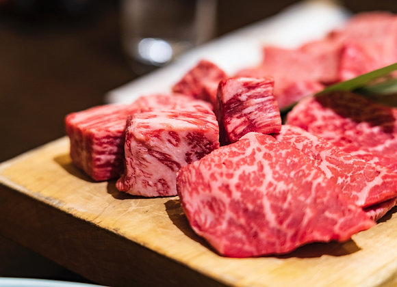 Carne para guisar (precio bja: 0.5kg aprox.)