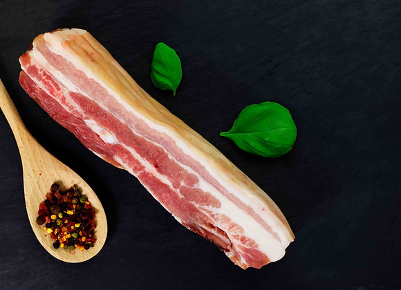 Sliced bacon (base price: 0.5kg approx.)