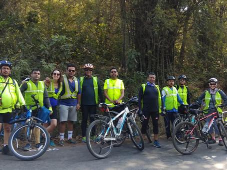 Mumbai Goa Cycling Expedition Blog By Mukund Sathe