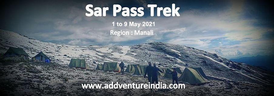 Sar Pass Trek with Addventure india