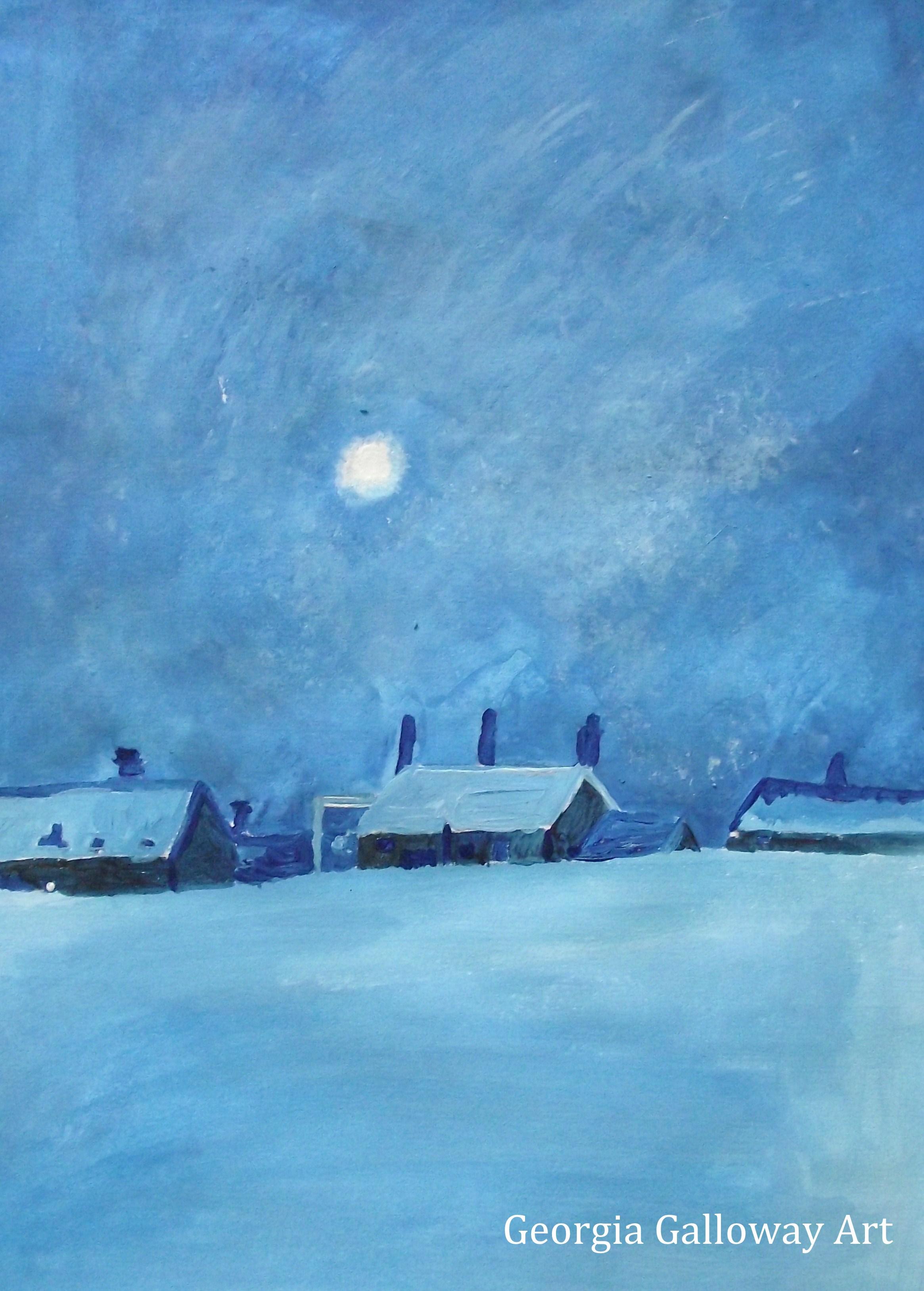 Winter Moon 2013
