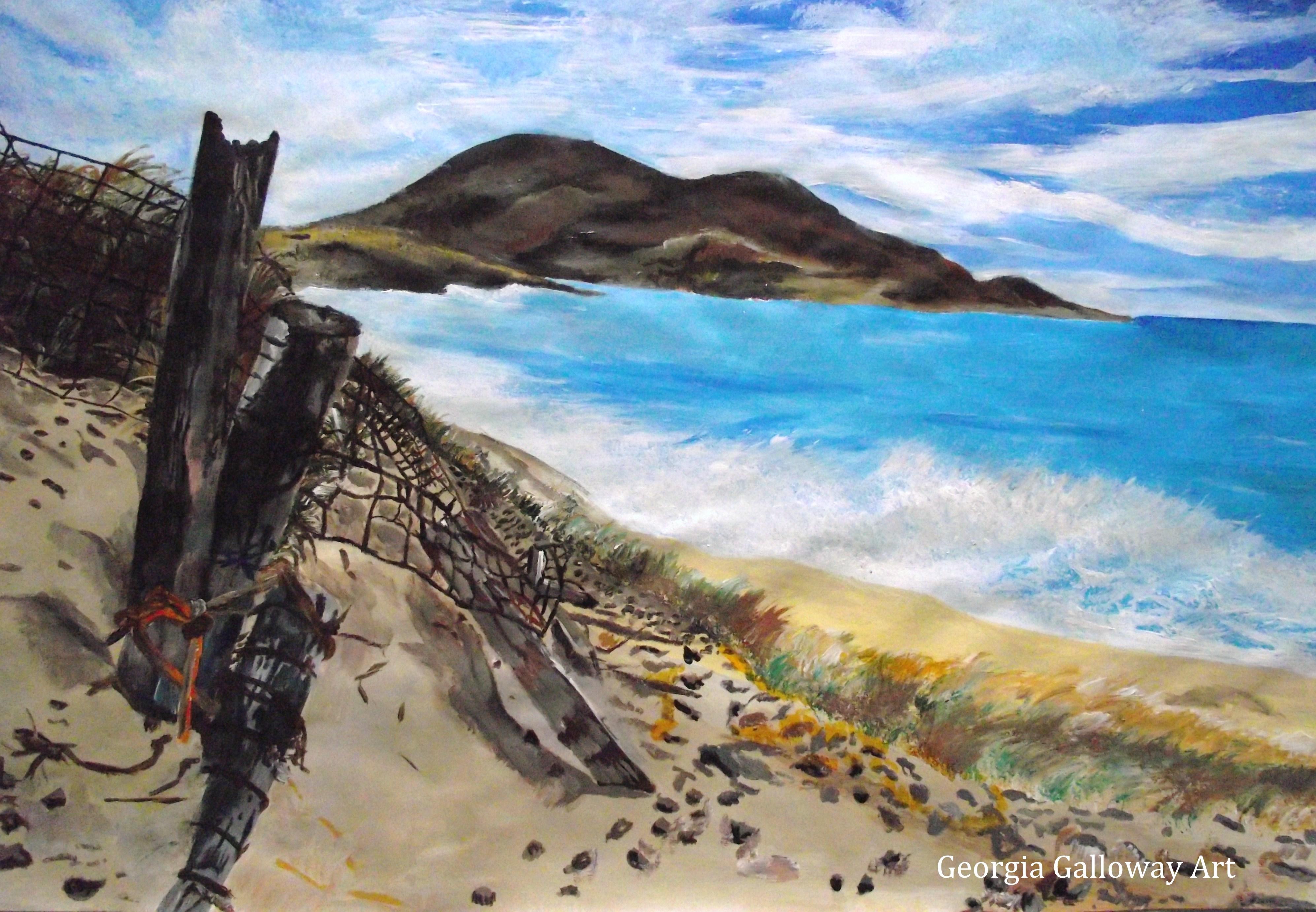 Along the shore 2012