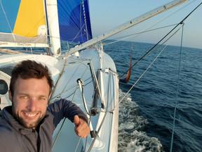 Grand Prix Guyader With Yann Elies