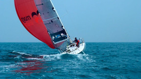 Solo Normandie- the last offshore before the start of the Solitaire du figaro.