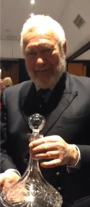 Frank Heenan Award