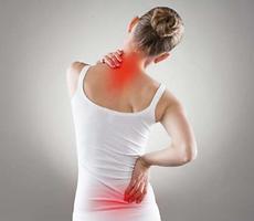 douleurs dos et cervicales