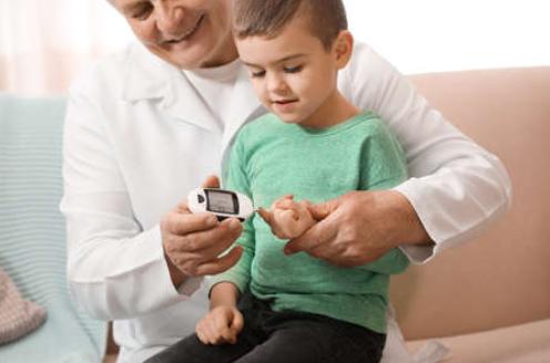 enfant diabetique